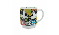 DISNEY-LOVE SWEET LOVE-TAZZONE MUG LOVE VERDE