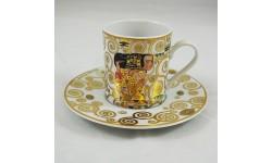 GUSTAV KLIMT-TAZZINA CAFFè-DIE ERWANTUNG