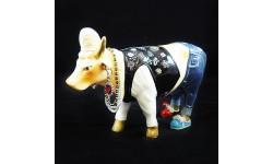 COW PARADE-QUEEN COW CAESAR