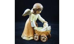 GOEBEL-ANGELO MAMMA CON BIMBO