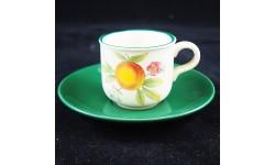 CLOVERLEAF-PEACHES & CREAM-6 TAZZINE CAFFè