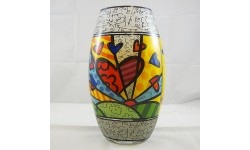 ROMERO BRITTO-VASO-A NEW DAY 1