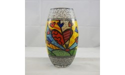 ROMERO BRITTO-VASO-A NEW DAY 2