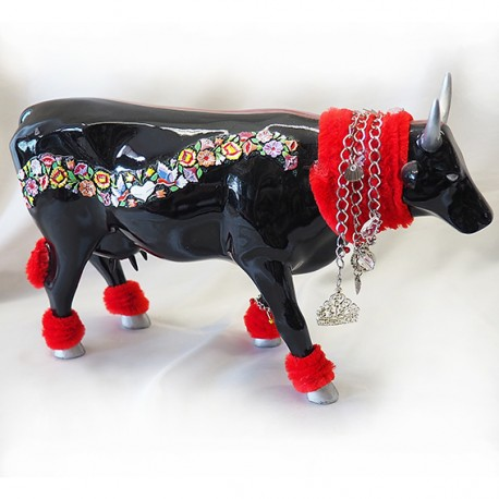 COW PARADE-H@UTE COWTURE
